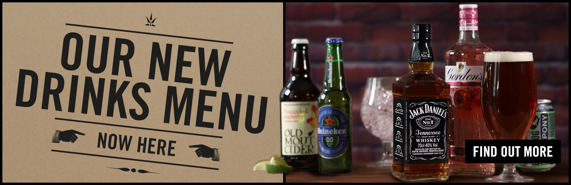 New Drinks Menu Coming Soon at The Green Dragon