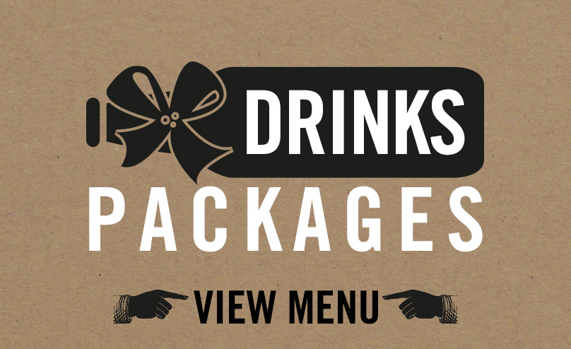 Drinks packages available at The Green Dragon