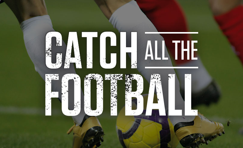 Watch Football at The Green Dragon