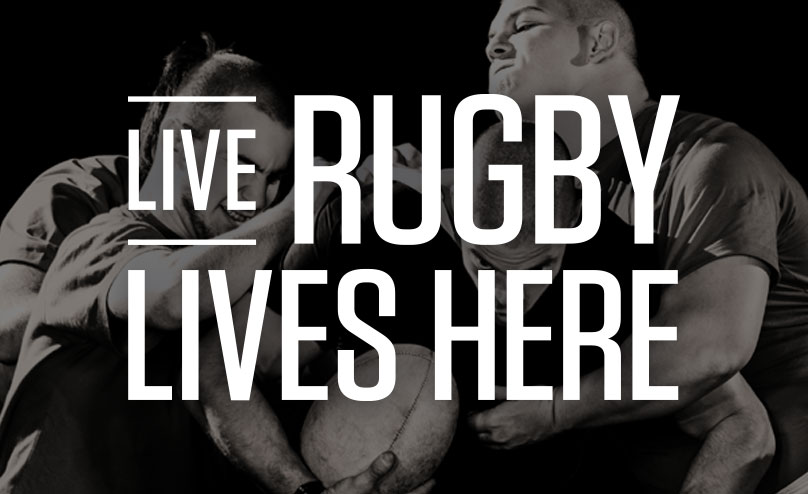 Watch Rugby at The Green Dragon