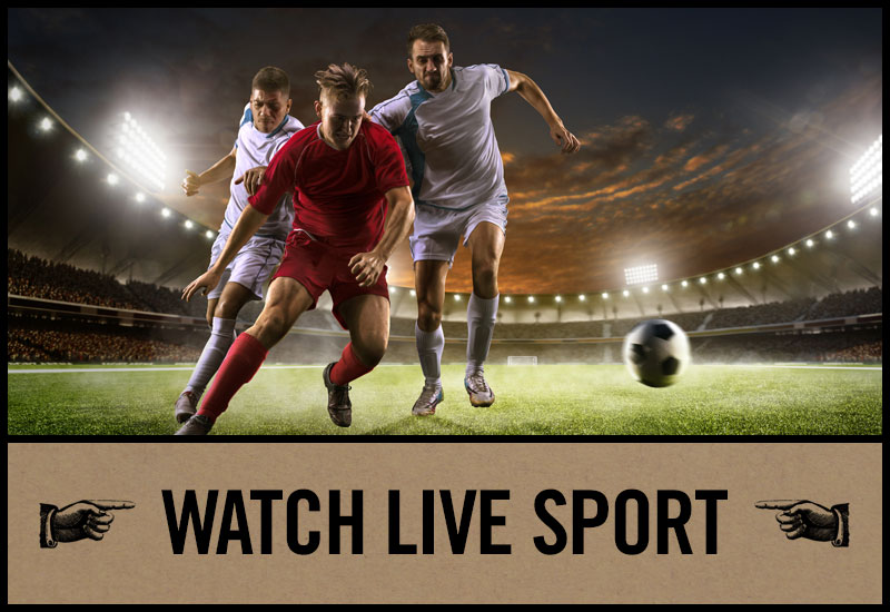 Live Sport at The Green Dragon