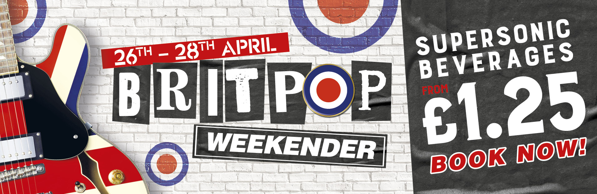 Britpop Weekender at The Green Dragon